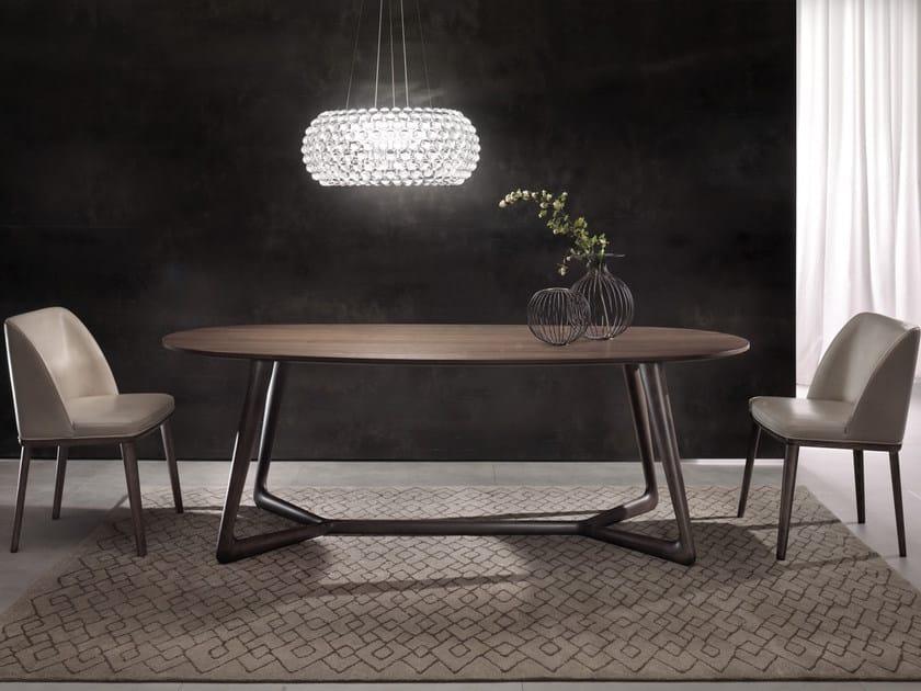 Tavolo Ovale Design : Cover tavolo ovale by pacini cappellini design giuliano