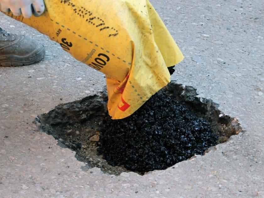 Conglomerato bituminoso per asfalto COVERASFALT by Winkler