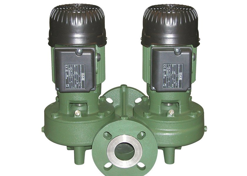 In-line pump CP/CP-G/DCP-G by Dab Pumps