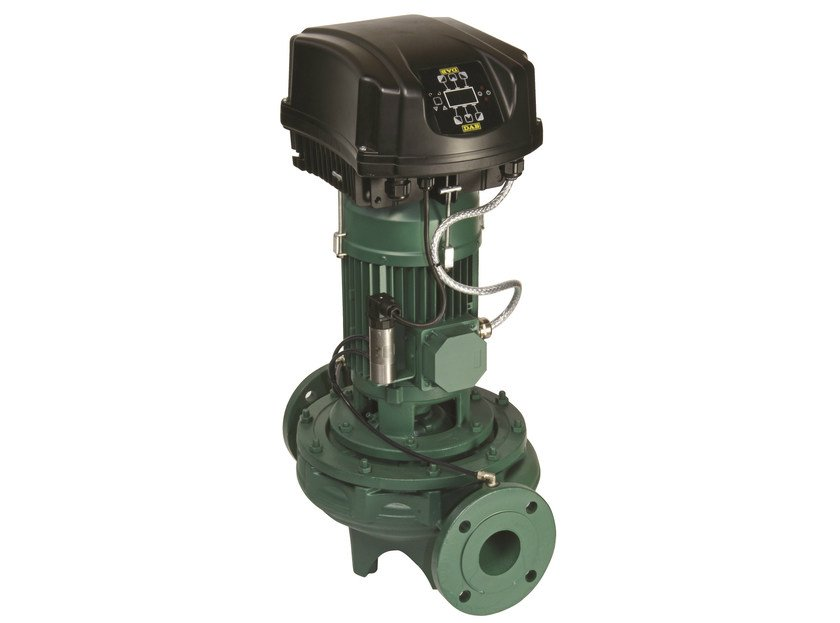 In-line constant pressure pump CPE/CP - GE/DCPE by Dab Pumps