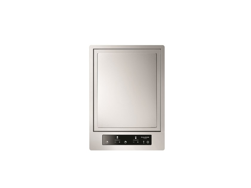 Induction stainless steel hob CPH 402 ID TY TC X | Hob by Fulgor Milano