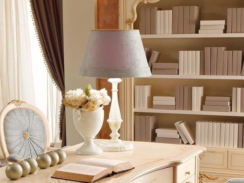 Fabric table lamp CASA PRINCIPE | Fabric table lamp by Valderamobili