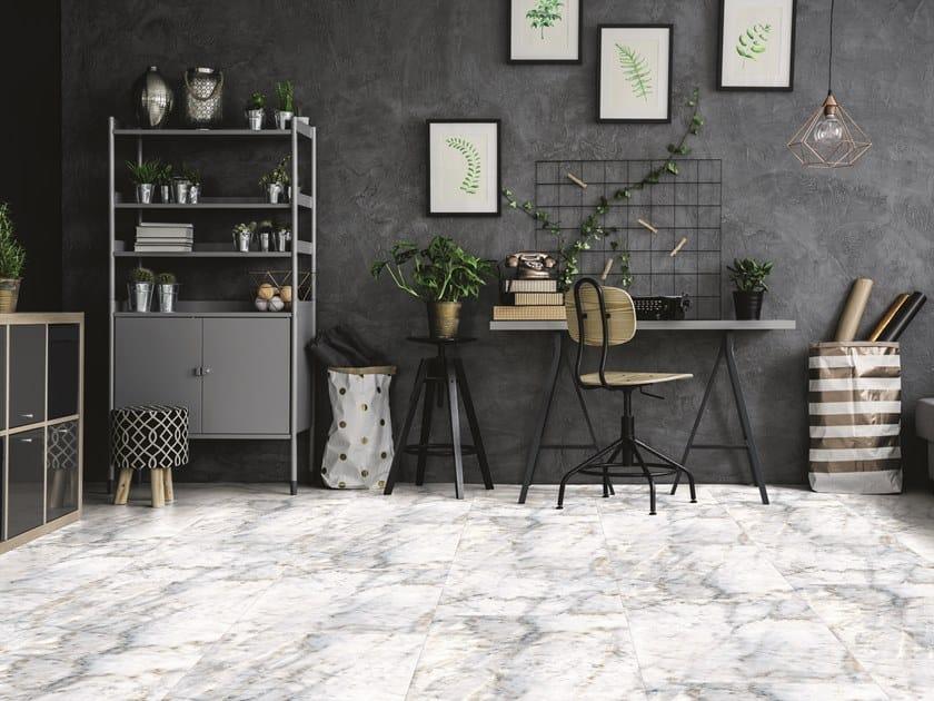 Pavimento in LVT effetto marmo CREATION 55 | Pavimento effetto marmo by gerflor