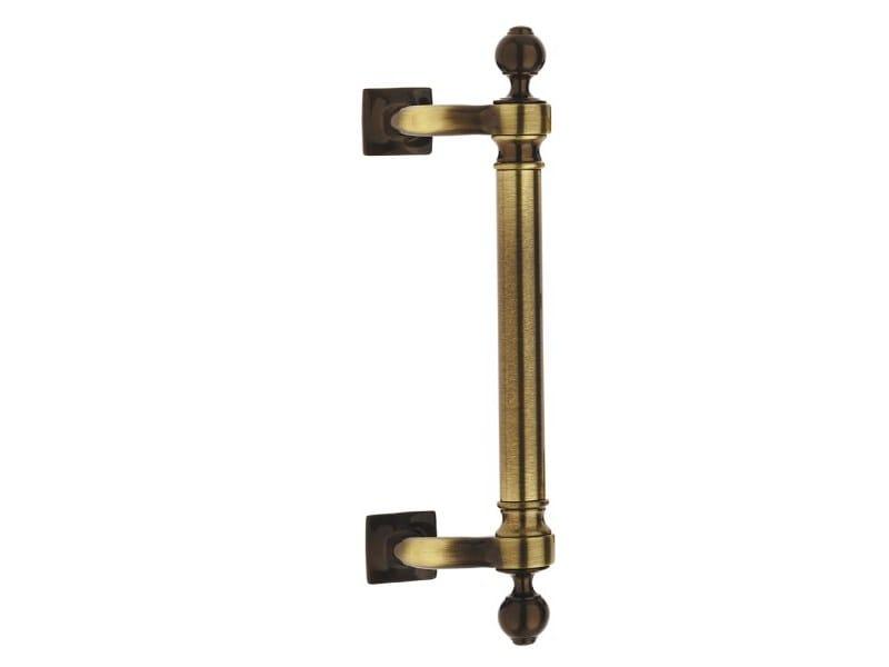 Brass pull handle CRETA G/T CLASSIQUE by Pasini