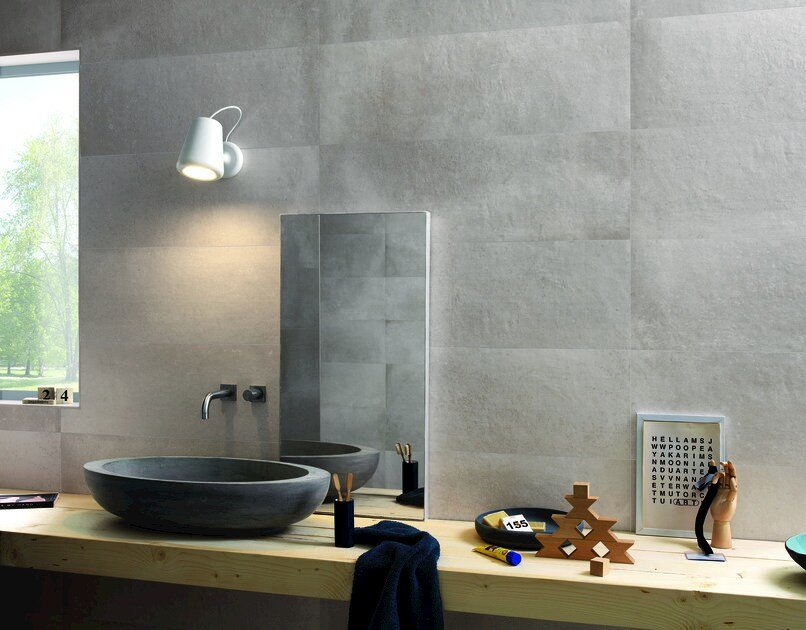 White-paste wall tiles CRETA | Wall tiles by FAP ceramiche