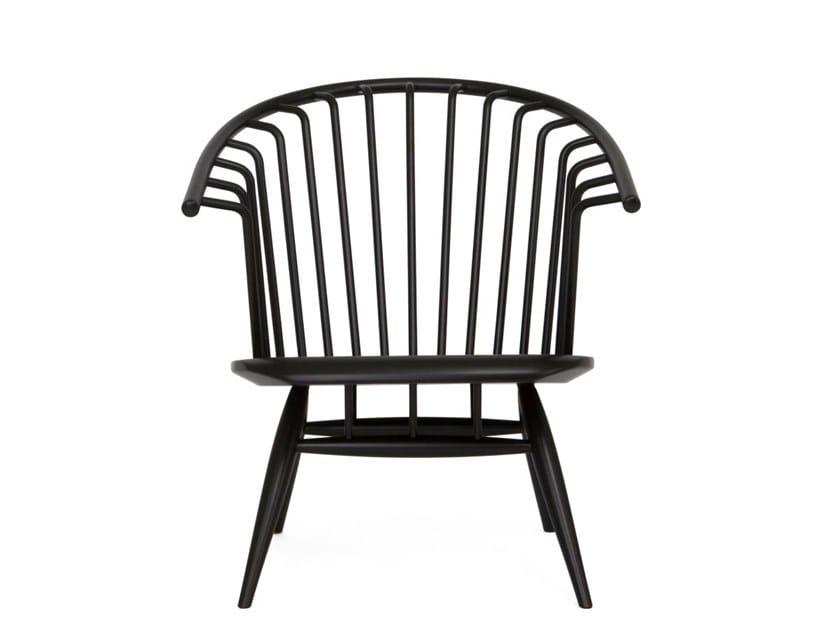 Birch armchair CRINOLETTE | Armchair by Artek