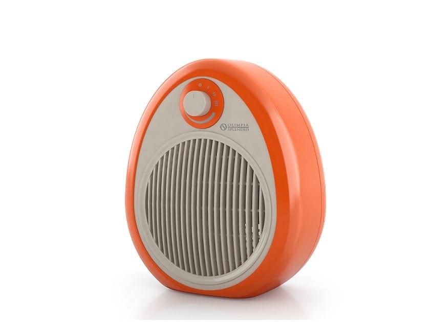 Heater fan CROMO COLORS by OLIMPIA SPLENDID