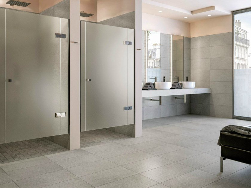 Porcelain stoneware wall/floor tiles with stone effect CROSSOVER by Villeroy & Boch Fliesen