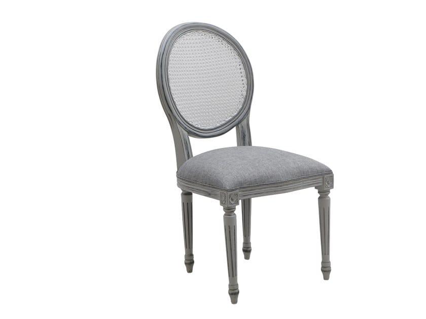 Solid wood chair MOZAIC | Chair by Il Giardino di Legno