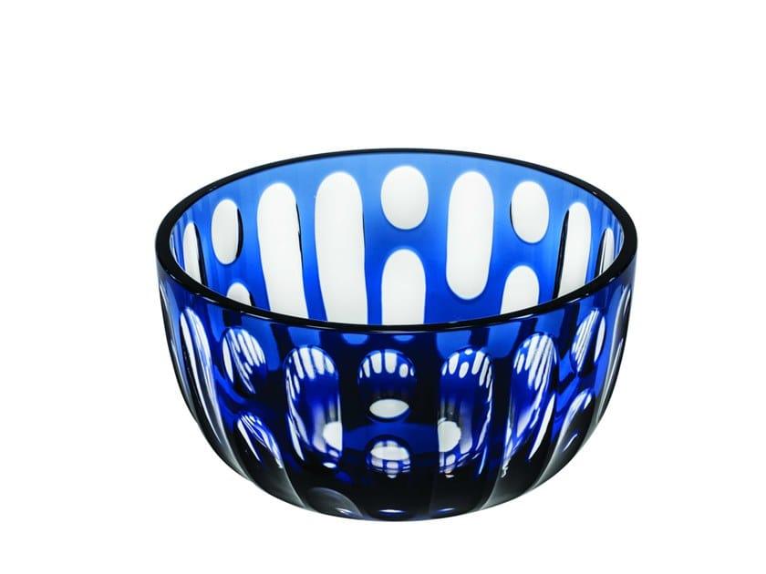 Crystal centerpiece CATTEDRALE   Crystal centerpiece by Vista Alegre