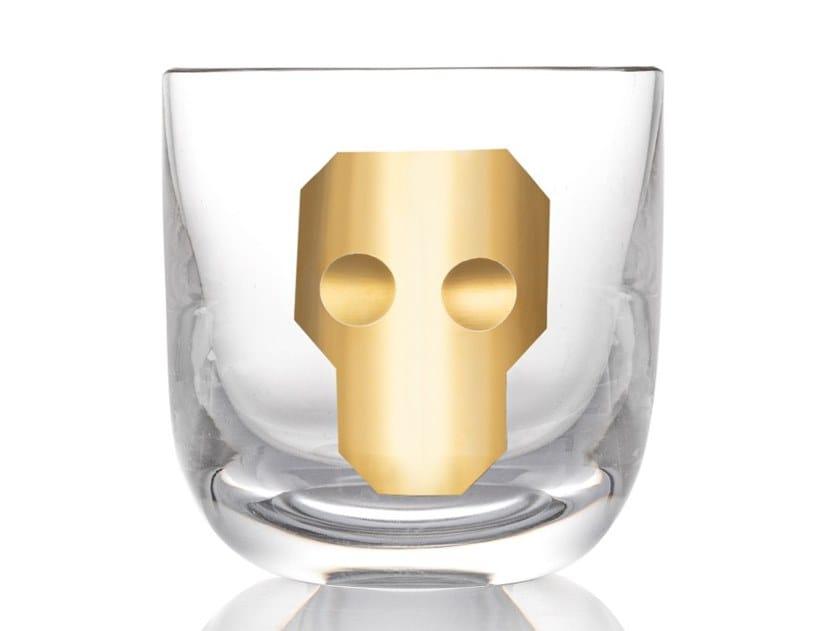 Whiskey crystal glass HAMLET | Crystal glass by Rückl