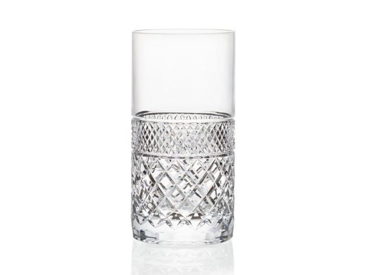 High ball crystal glass CHARLES IV | Crystal glass by Rückl