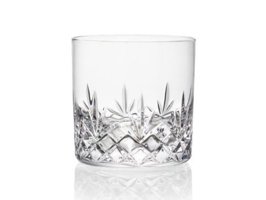 Water crystal glass MARIA THERESA TUMBLER | Crystal glass by Rückl