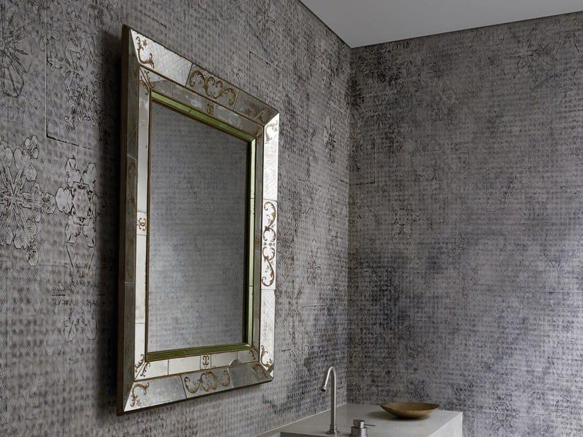 Motif wallpaper CRYSTAL WATER by Wall&decò