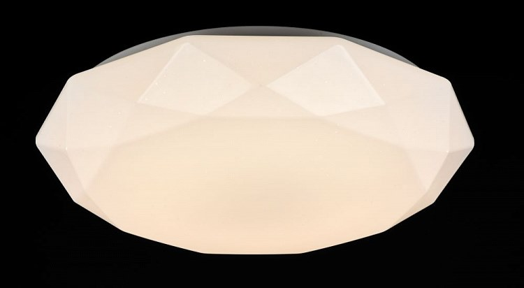 Da Lampada In Maytoni Soffitto Acrilico A Crystallize Led EHI2D9