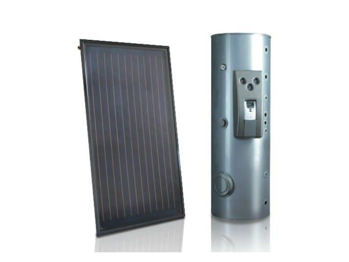 Forced circulation Solar heating system CS 25 R Plus N by RIELLO