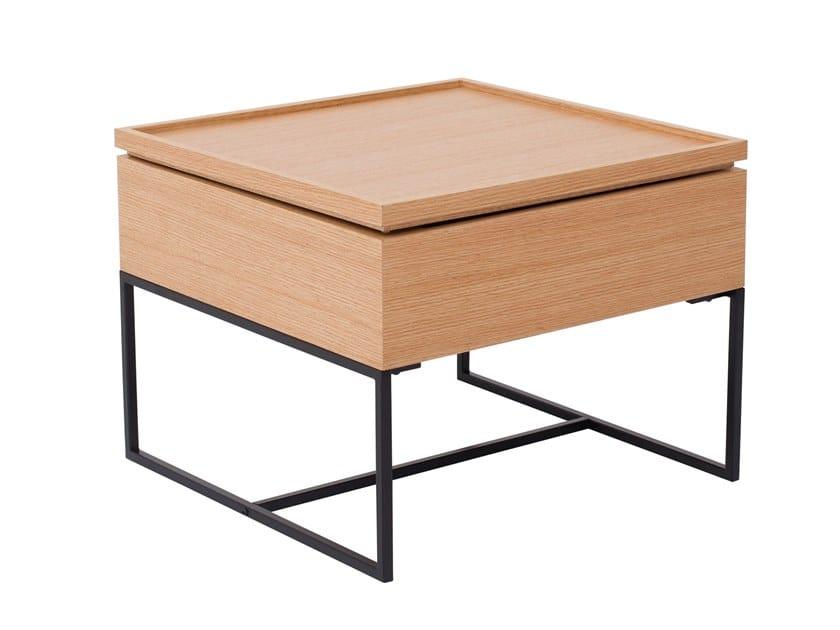 Tavolino / comodino in legno CT-325 | Tavolino by Adwin