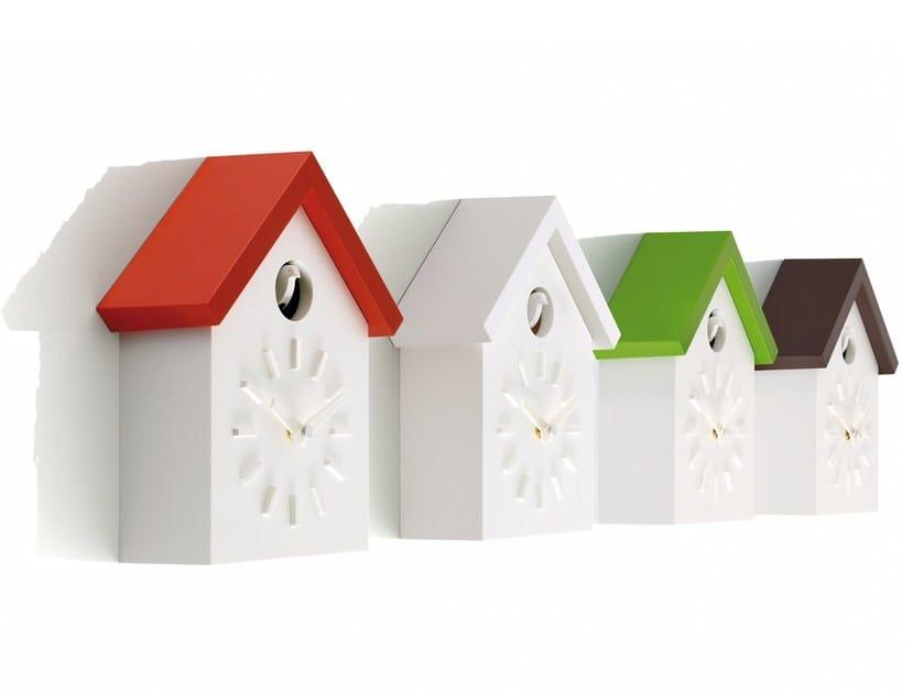 Wall-mounted clock CU-CLOCK by Magis
