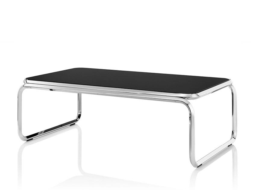 Lacquered rectangular coffee table CUBA | Lacquered coffee table by Boss Design