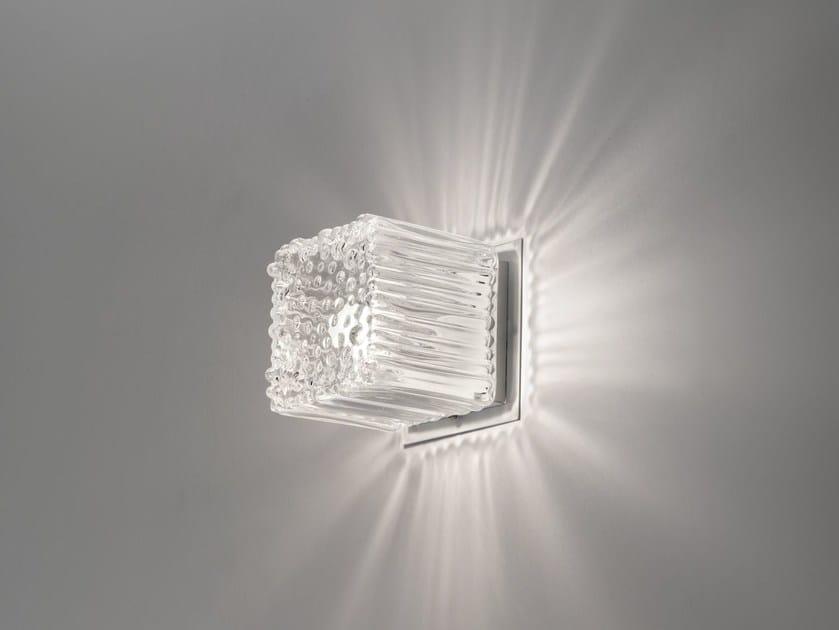 Tocada applique la murrina · lampada da parete · luci e forme