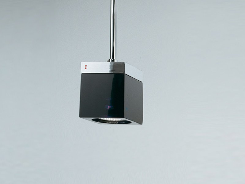 LED crystal pendant lamp CUBETTO | Pendant lamp by Fabbian