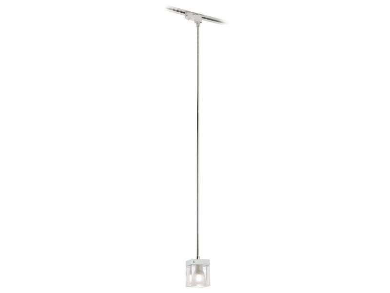 Crystal Track-Light CUBETTO | Track-Light by Fabbian