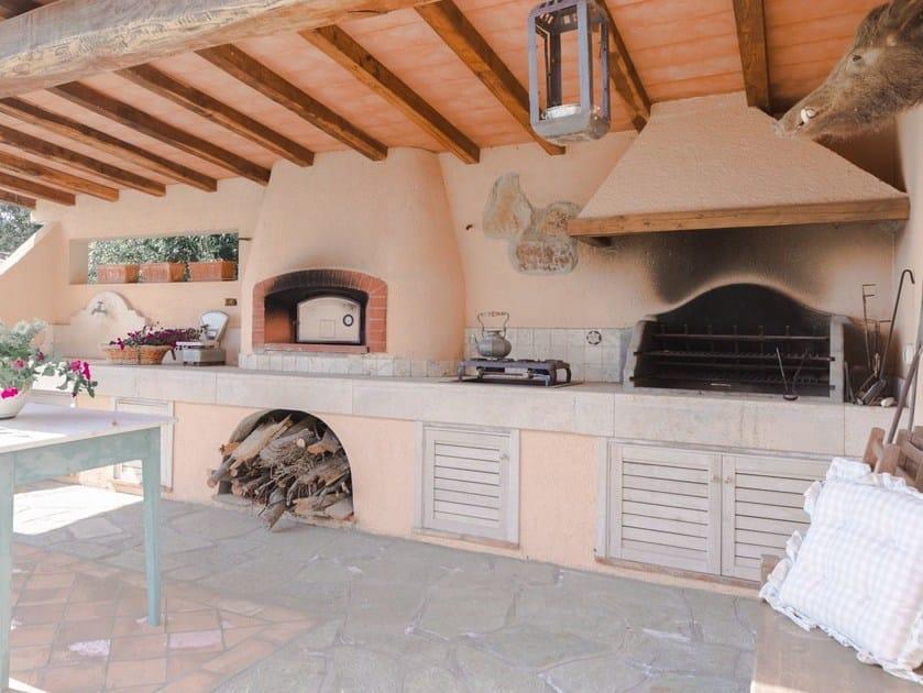 Cucina da esterno cucina da esterno gh lazzerini for Cucine da esterno prefabbricate