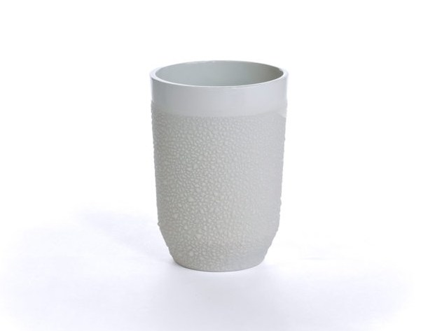 Ceramic tea cup ARCHIVING WATER WARE | Cup by Vij5