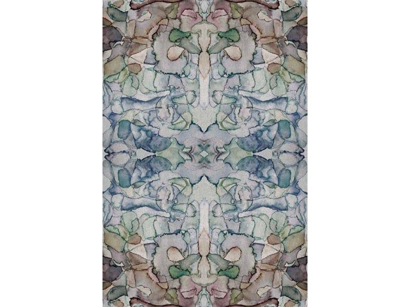 Broadloom printed carpet CURIO by Miyabi casa