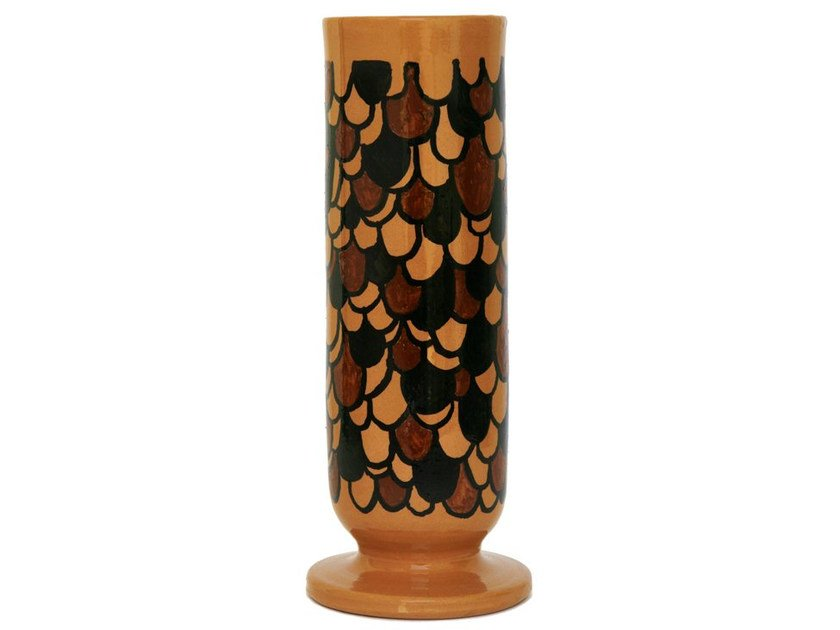 Ceramic vase CURVE II by Kiasmo