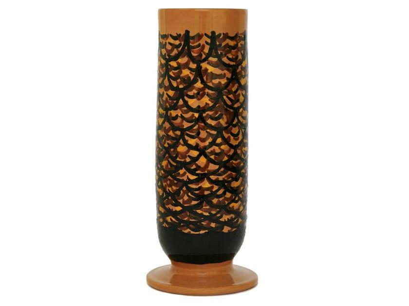 Ceramic vase CURVE III by Kiasmo