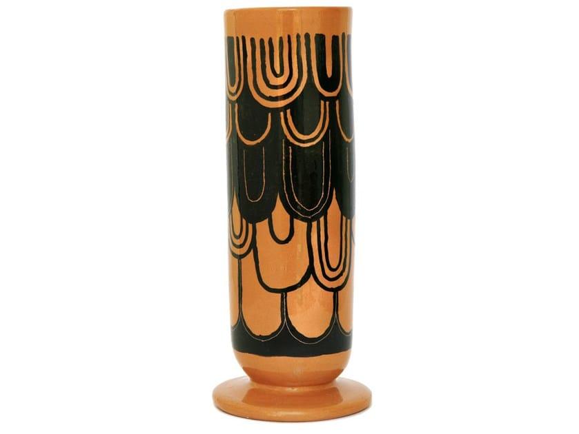 Ceramic vase CURVE IV by Kiasmo