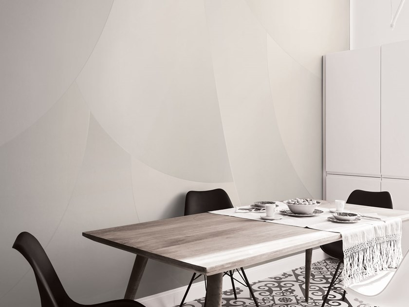 Washable wallpaper CURVES by Texturae