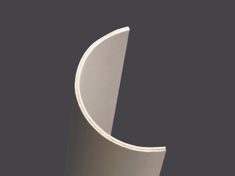 Profiles in plasterboard for columns 3 ml CURVOGIPS HALF-COLUMNS 3.00 ML by Gyps