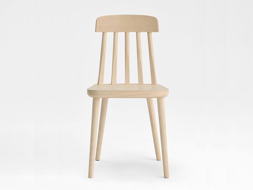 Sedia in frassino CUT | Sedia in legno by SIPA