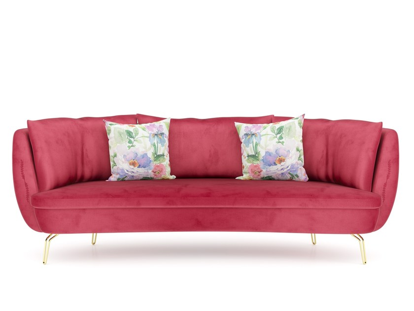 Fabric sofa CYCA by Aquinos Collection