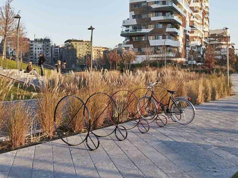 Steel Bicycle rack CYCLE by VESTRE