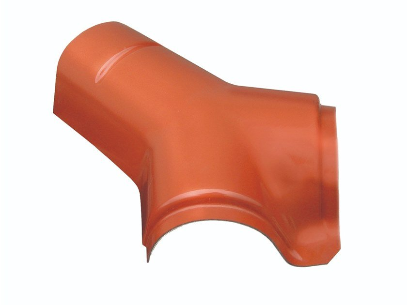 Colmo a tre vie color terracotta CYCPTC by First Corporation