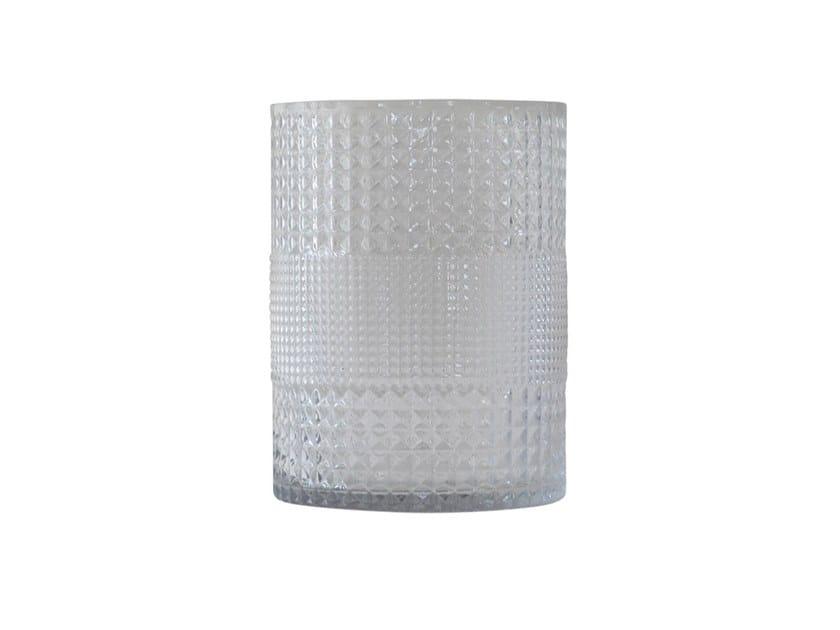 Glass vase CYLINDER by Specktrum