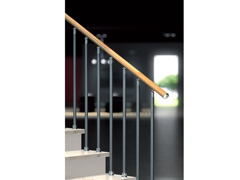 Stair railing CZ | Balustrade by MOBIROLO