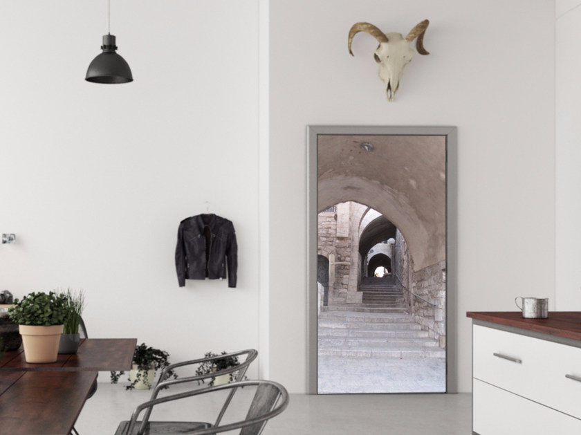 D018 | Adesivo per porte