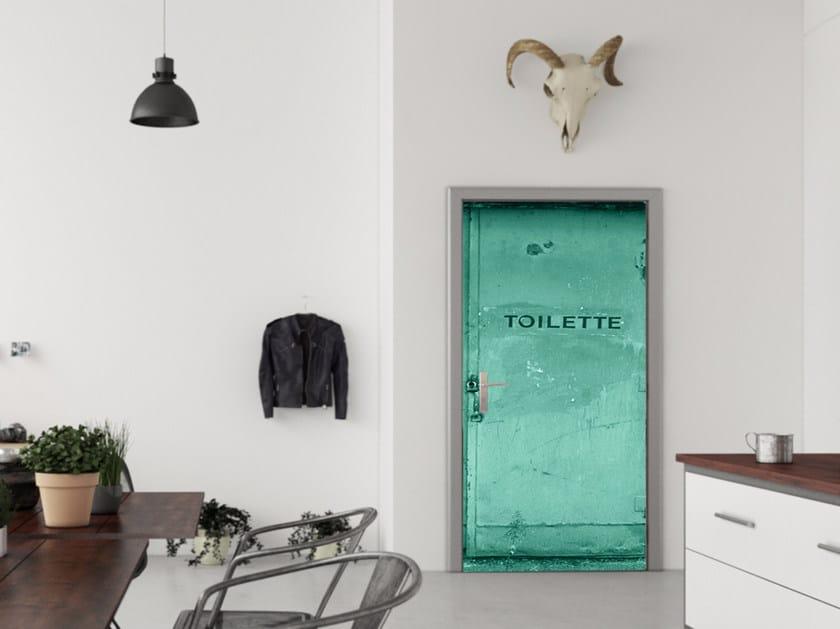 Door sticker D024 | Door sticker by Creativespace