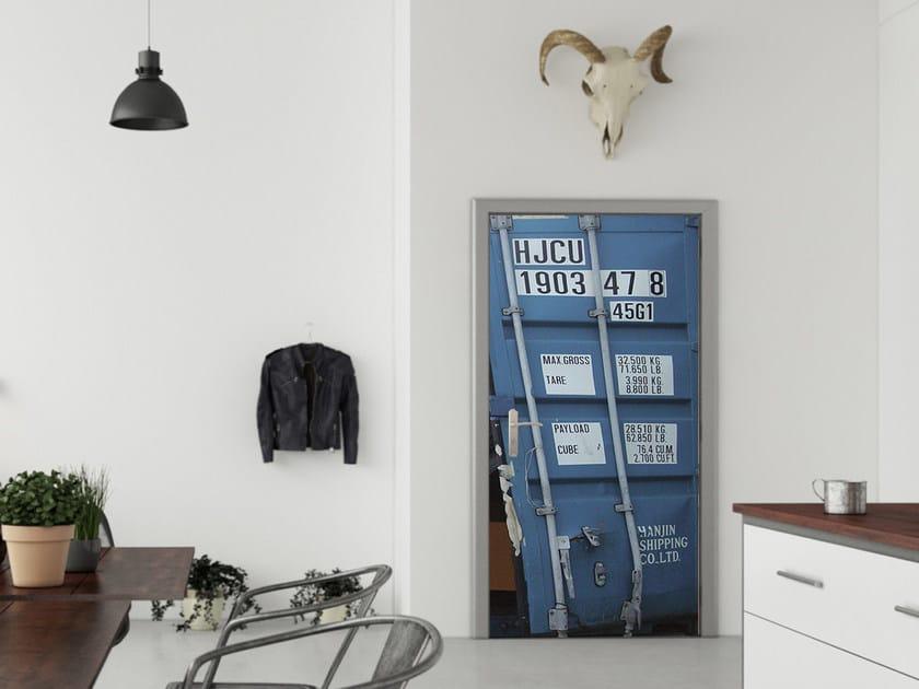 Door sticker D025 | Door sticker by Creativespace