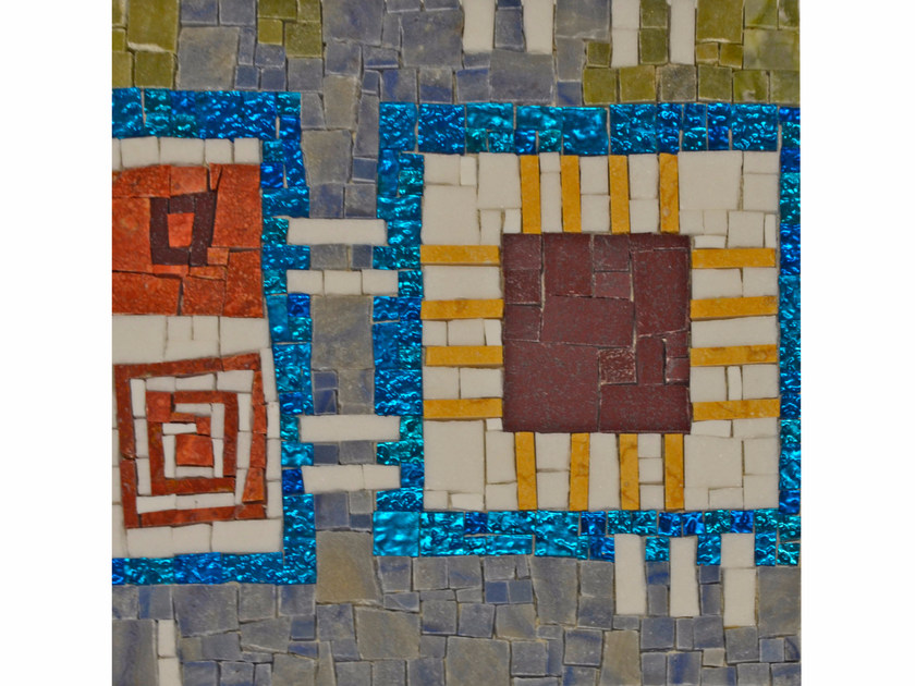 Marble mosaic D1 by FRIUL MOSAIC