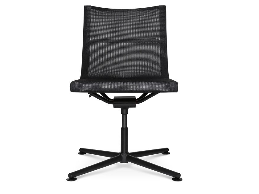 Swivel task chair with 4-Spoke base D1 OFFICE | Task chair by WAGNER