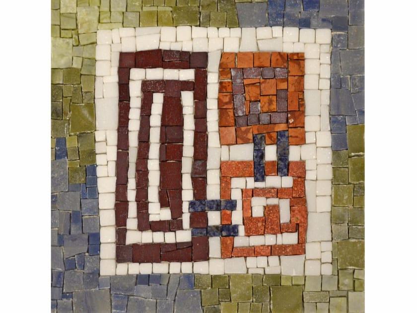 Marble mosaic D2 by FRIUL MOSAIC