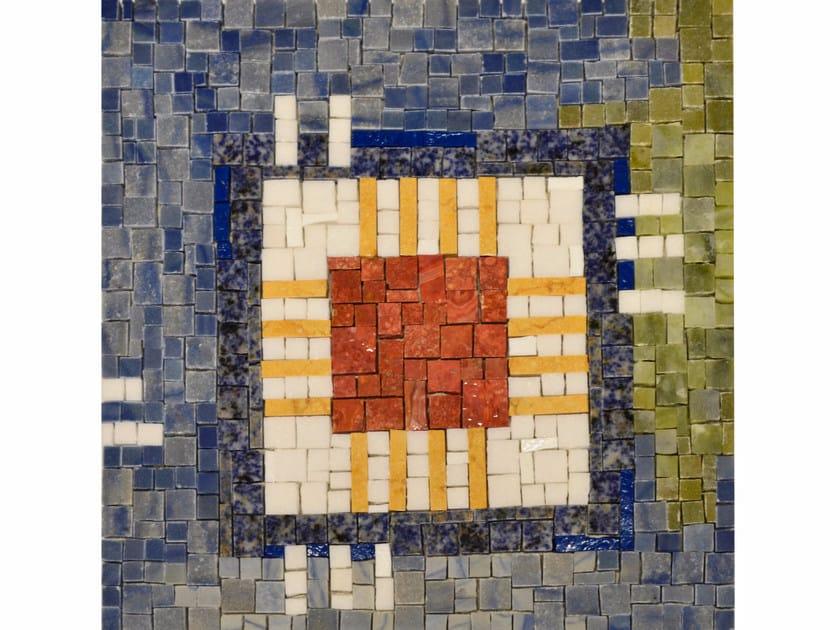 Marble mosaic D4 by FRIUL MOSAIC