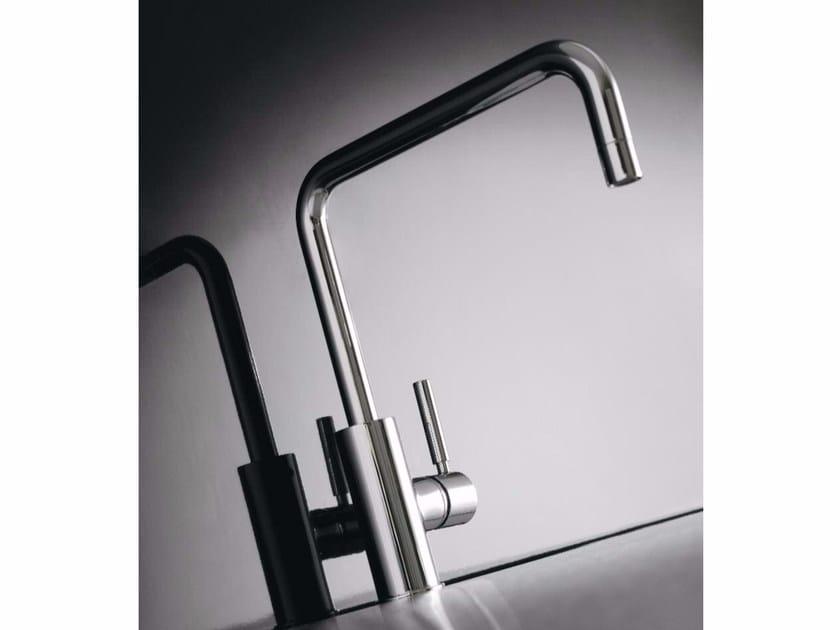 Countertop 1 hole kitchen mixer tap DA-DA | Kitchen mixer tap by ZAZZERI