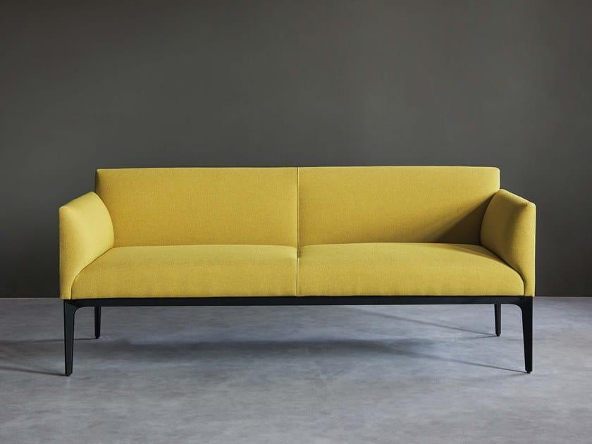 Divano in tessuto a 2 posti DADA | Divano by Grado Design