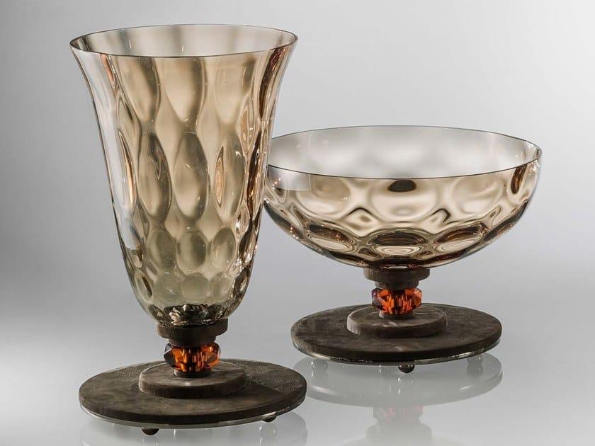 Crystal centerpiece DAHLIA by Euroluce Lampadari